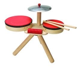 Drewniana perkusja