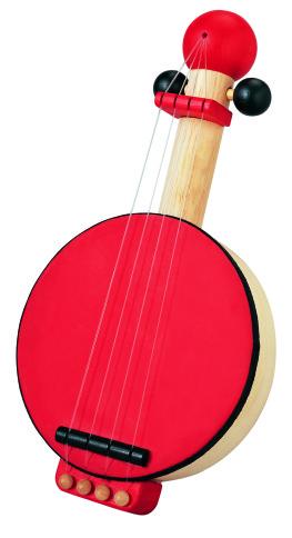 Drewniane banjo