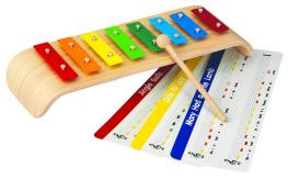 Drewniany ksylofon Melody