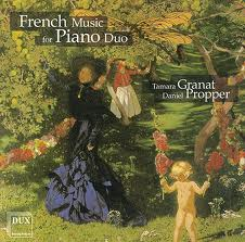 French Music for Piano Duo