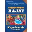 Kopciuszek i inne bajki, M. Kuczyńska, MP3