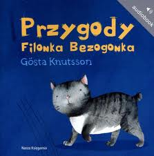 Przygody Filonka Bezogonka, , G. Knutsson, CD