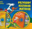Przygody Koziołka Matołka + CD, K. Makuszyński tw., A4, 92str.