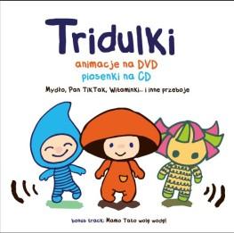 Tridulki ; 2 CD ; CD/DVD , HIT !