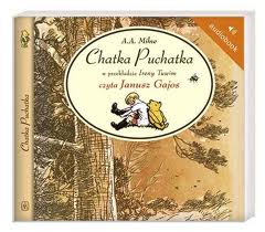 Chatka Puchatka, A. A. Milne, CD Audio