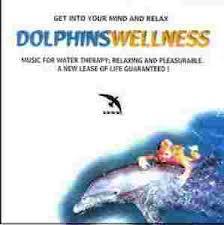 Odgłosy delfinów z muzyką