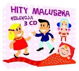 Hity Maluszka , kolekcja 3CD