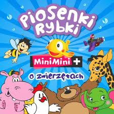 Piosenki Rybki MiniMini o zwierzętach