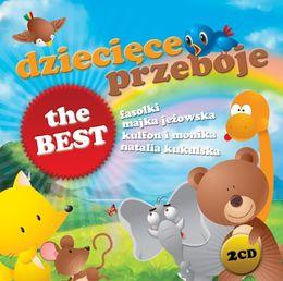 Dziecięce przeboje the Best 2CD