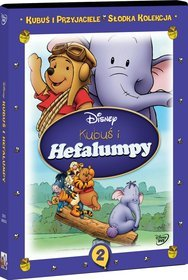 Kubuś i Hefalumpy (Słodka Kolekcja 2) DVD