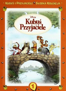 Kubuś i Przyjaciele (Słodka Kolekcja 1) DVD