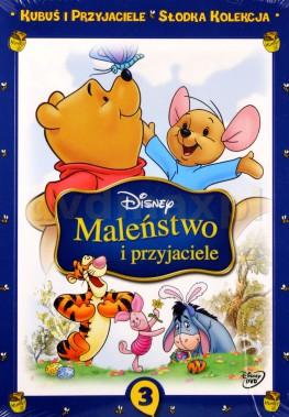 Maleństwo i Przyjaciele (Słodka Kolekcja 3) DVD