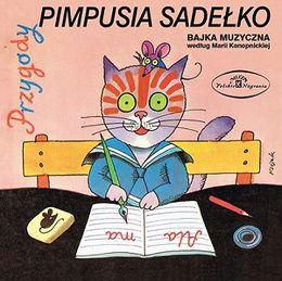 Przygody Pimpusia Sadełko- Bajka muzyczna