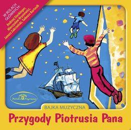 Przygody Piotrusia Pana- Bajka muzyczna