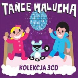 Tańce Malucha- Kolekcja 3CD
