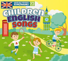 Children English Songs- 2CD