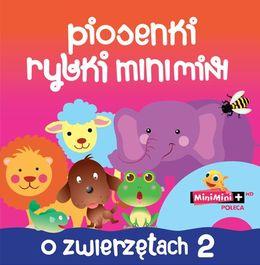 Piosenki rybki MiniMini o zwierzętach 2